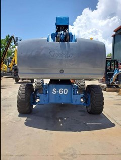 Boom Lift For Sale Genie S-60