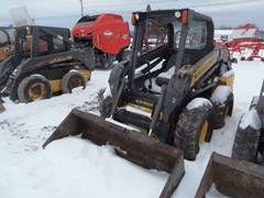 Skid Steer For Sale 2013 New Holland L218 , 60 HP