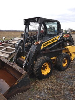 Skid Steer For Sale 2012 New Holland L218 , 60 HP