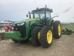 Tractor - Row Crop For Sale 2016 John Deere 8370R , 370 HP