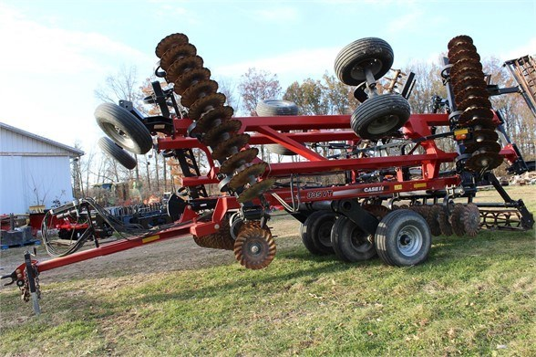 2015 Case IH TRUE TANDEM 335VT Vertical Tillage For Sale