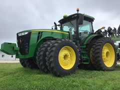 Tractor - Row Crop For Sale 2018 John Deere 8295R , 295 HP