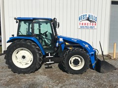 Tractor For Sale 2011 New Holland T5060 , 105 HP