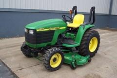 Tractor For Sale 2001 John Deere 4200 , 26 HP