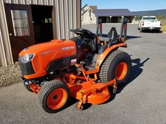 Tractor - Compact Utility For Sale 2017 Kubota B3350 , 33 HP
