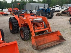 Tractor For Sale 1992 Kubota L3450GST