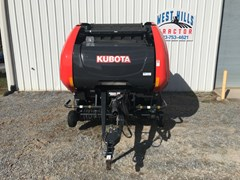 Baler-Round For Sale 2016 Kubota BV4160