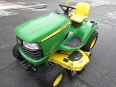 Riding Mower For Sale 2007 John Deere X700 , 22 HP
