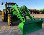 Tractor For Sale2018 John Deere 6145M, 145 HP