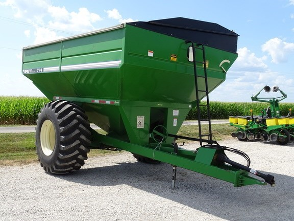 1997 Brent 774 Grain Cart For Sale