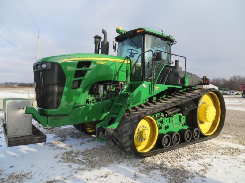 2008 John Deere 9530T Tractor For Sale