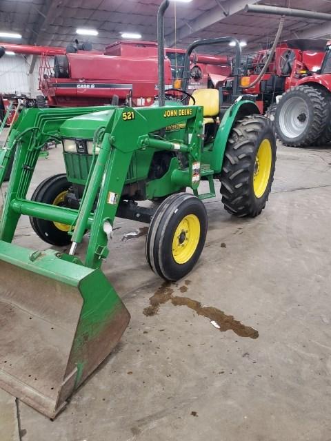 1995 John Deere 5200 Tractor For Sale