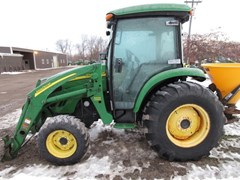 Tractor - Compact Utility For Sale 2014 John Deere 4520 , 53 HP