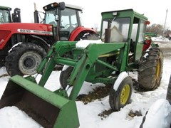 Tractor - Utility For Sale 1974 John Deere 1530 , 55 HP