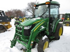 Tractor - Compact Utility For Sale 2016 John Deere 3033R , 33 HP