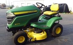 Riding Mower For Sale 2017 John Deere X370 , 18 HP