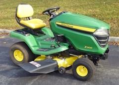 Riding Mower For Sale 2014 John Deere X300 , 17 HP