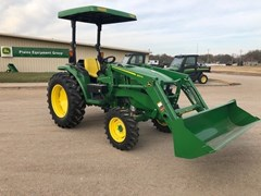 Tractor - Compact Utility For Sale 2018 John Deere 4066M , 66 HP