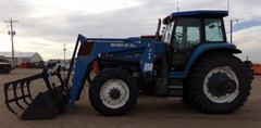 Tractor For Sale 1995 New Holland 8770 , 190 HP