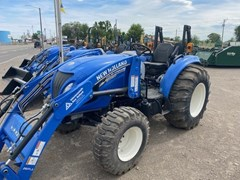 Tractor - Compact For Sale 2015 New Holland BOOMER 47 , 45 HP