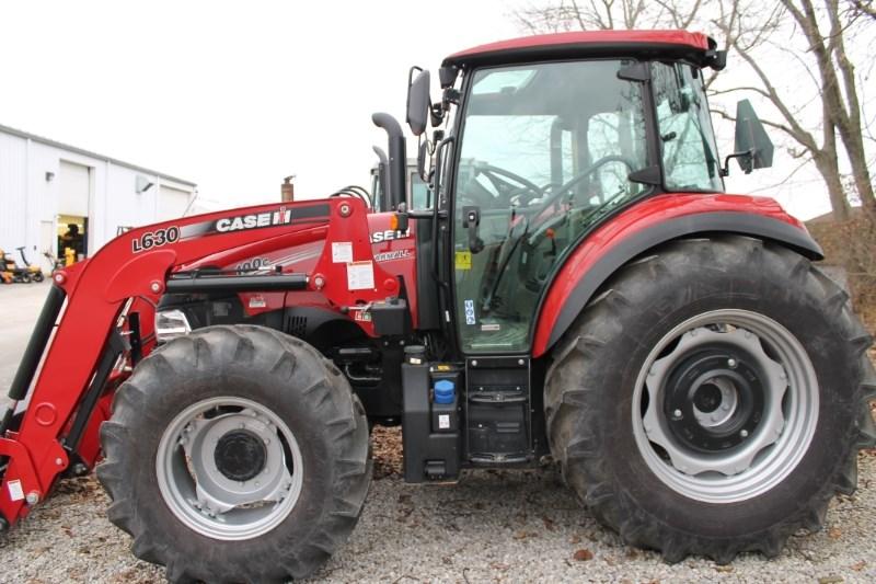 2018 Case IH Farmall 100C Tractor For Sale