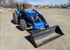 Tractor - Compact For Sale 2014 New Holland BOOMER 41