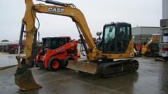 Excavator-Mini For Sale 2016 Case CX80C