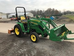Tractor - Utility For Sale 2005 John Deere 3320