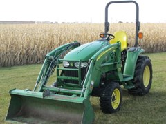 Tractor - Compact Utility For Sale 2008 John Deere 3120 , 29 HP