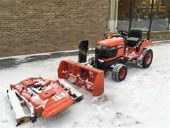 Tractor For Sale Kubota BX2200 , 22 HP