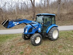 Tractor - Compact Utility For Sale New Holland Boomer 41 , 41 HP