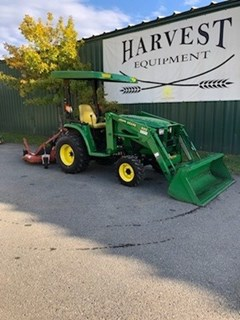 Tractor - Compact Utility For Sale:  2003 John Deere 4210 , 27 HP