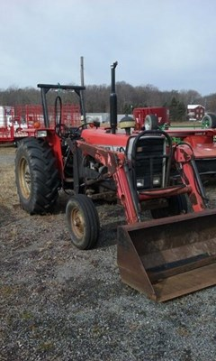Tractor For Sale 1988 Massey Ferguson 283 , 67 HP