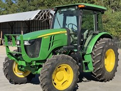 Tractor - Utility For Sale 2016 John Deere 5100E