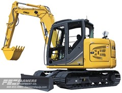Excavator-Track For Sale 2019 Kobelco SK85CS-7