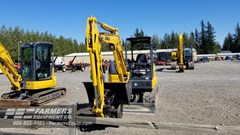Excavator-Mini For Sale 2020 Kobelco SK45SRX-6E