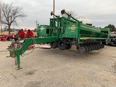 Grain Drill For Sale 2001 Great Plains 3S4000