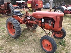 Tractor For Sale Allis Chalmers C , 23 HP