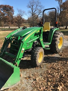 Tractor For Sale 2011 John Deere 4320 , 48 HP
