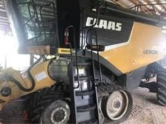 Combine For Sale 2011 CLAAS LEXION 750TT