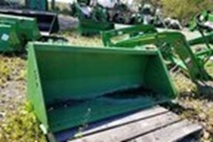"Bucket For Sale 2015 HLA 54"" John Deere 70mt"
