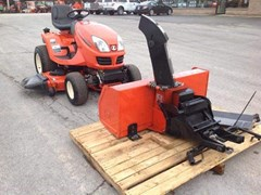 Tractor For Sale 2007 Kubota GR2100-54 , 21 HP