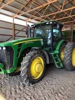Tractor - Row Crop For Sale 2010 John Deere 8245R , 245 HP