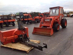Tractor For Sale 2001 Kubota L3710HST , 38 HP