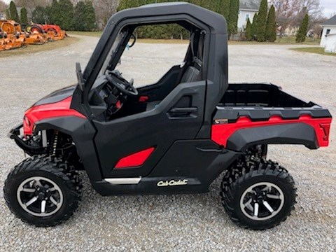 2019 Cub Cadet MX 750 EPS Utility Vehicle For Sale