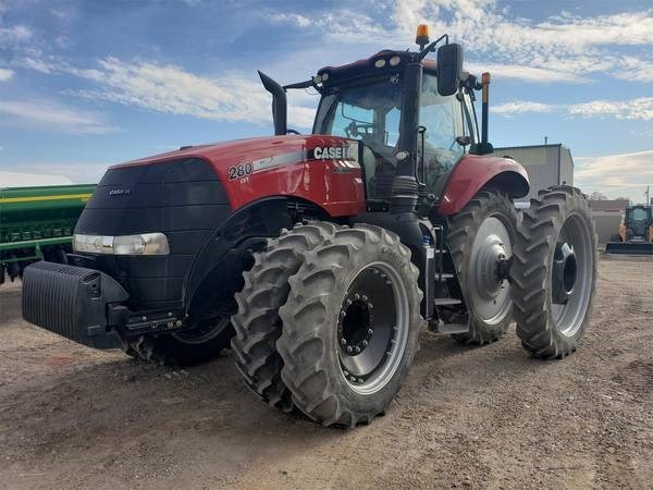 2015 Case IH MAGNUM 280 CVT Tractor For Sale
