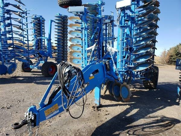 2019 Lemken RUBIN 10/600KUA Disk Harrow For Sale