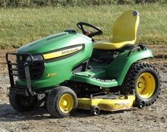 Riding Mower For Sale 2013 John Deere X540