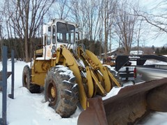 Wheel Loader For Sale 1984 Trojan 2000