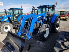Tractor For Sale 2019 New Holland T5.120 , 120 HP